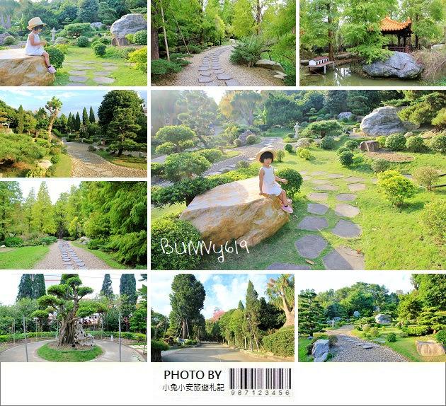 『苗栗新景點』品園空靈系日式莊園,森林庭院步道浪漫約會趣~