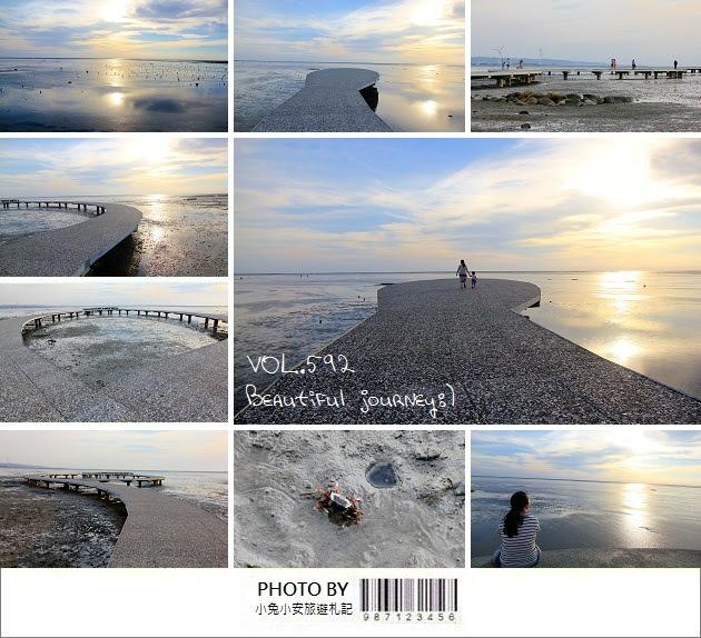 『新竹景點』新拍照點!香山濕地賞蟹步道,美麗夕陽+濕地潮汐超好拍!