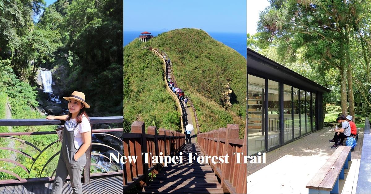 新北》一定要去!新北市TOP10條森林步道推薦,賞飛瀑、森有氧詳細介紹